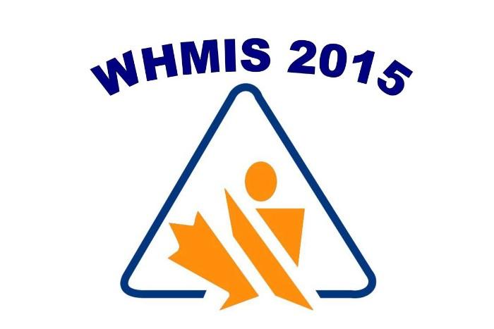 WHMIS 2015 Logo