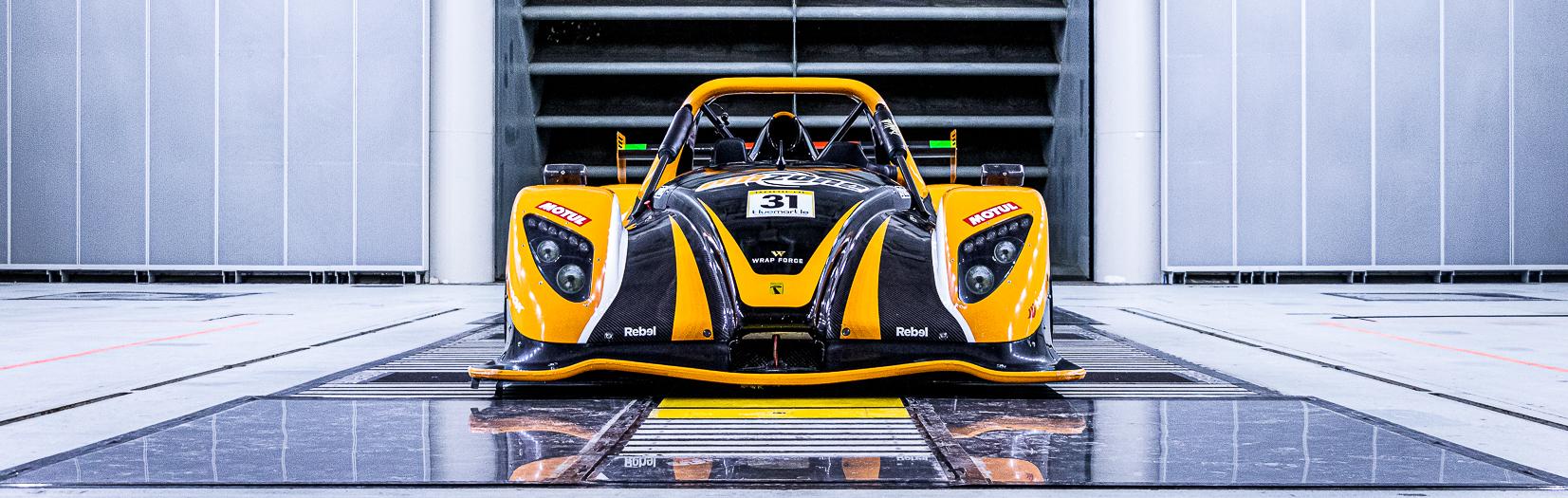 CTW Race Car