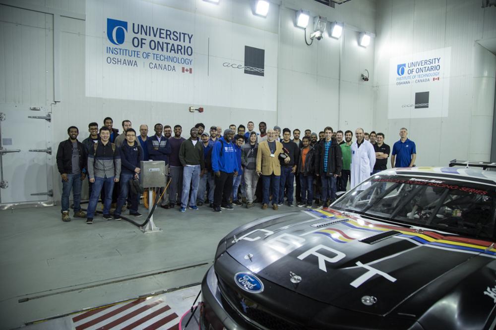Aerodynamics Group Photo