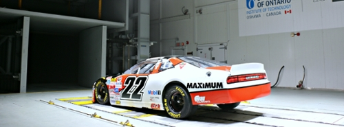 NASCAR in ACE Wind Tunnel