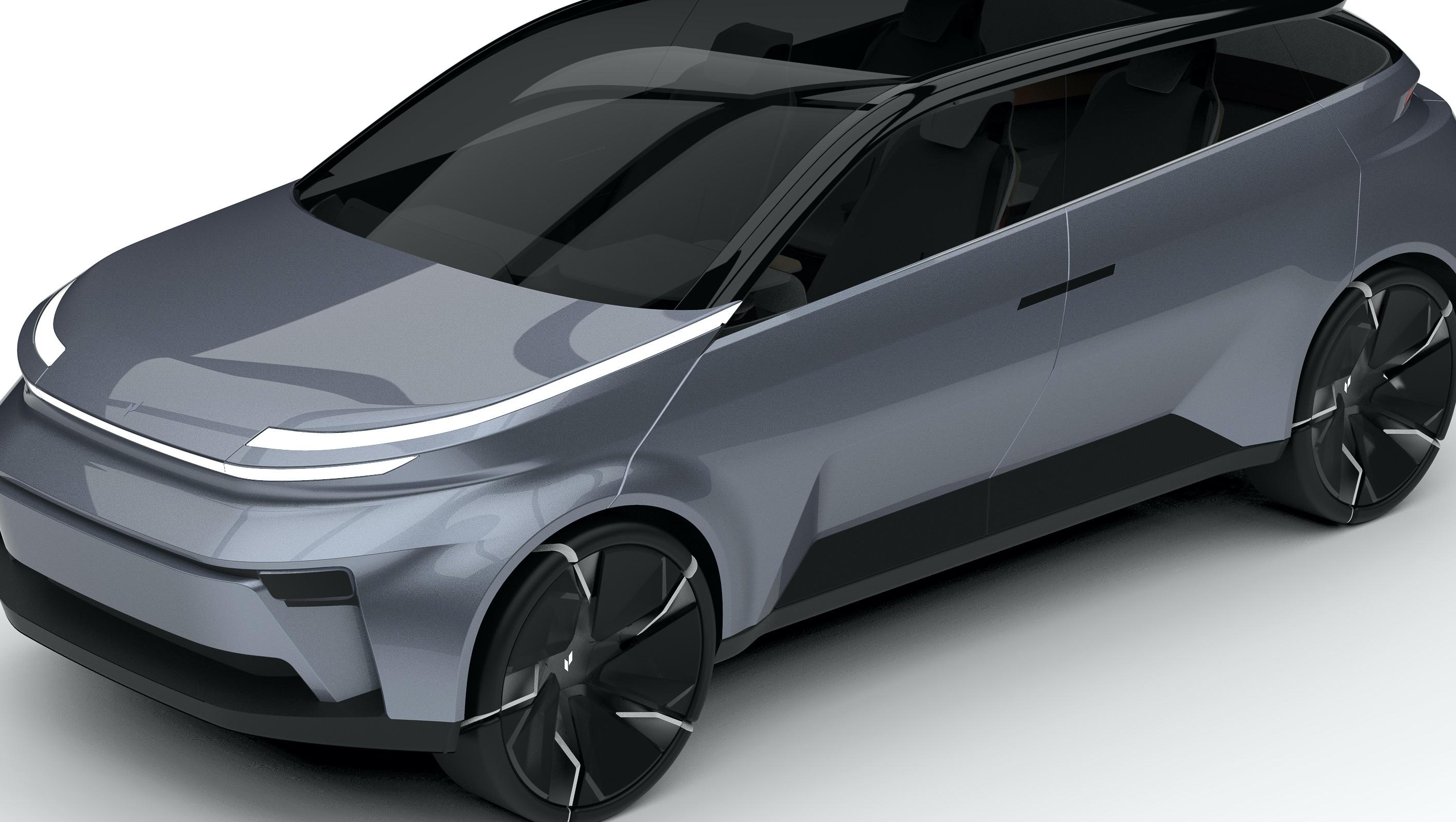 Project Arrow Vehicle Prototype