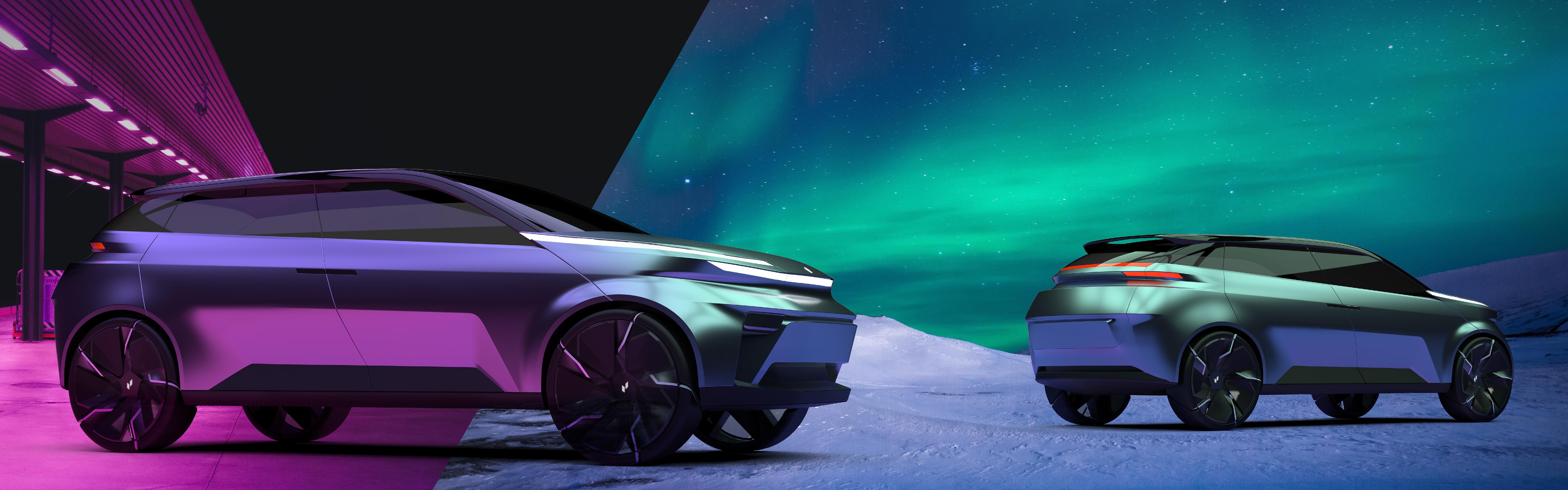 Project Arrow Concept Vehicles
