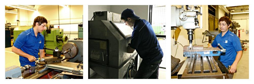 Machine Shop Picture Collection