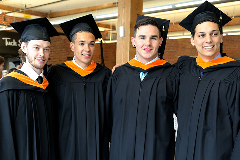 Photo for Graduates of Ontario Tech University