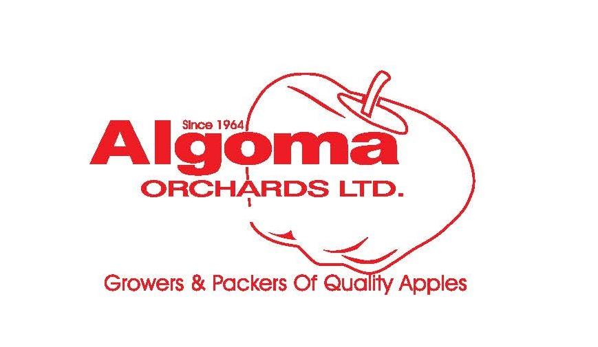 Algoma Orchards logo