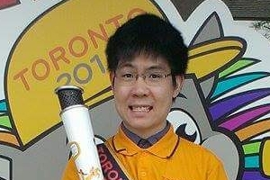 PanAm Volunteer Timothy Chen