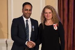 Alumnus, Dr. Naheed Dosani, receives prestigious honour.