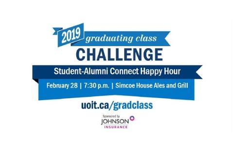 Student Alumni Connect Happy Hour