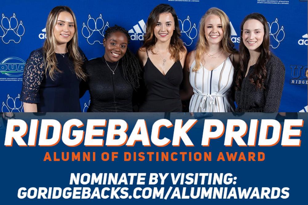 Ridgeback Award