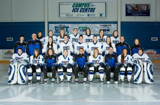 Ridgebacks Women's Hockey