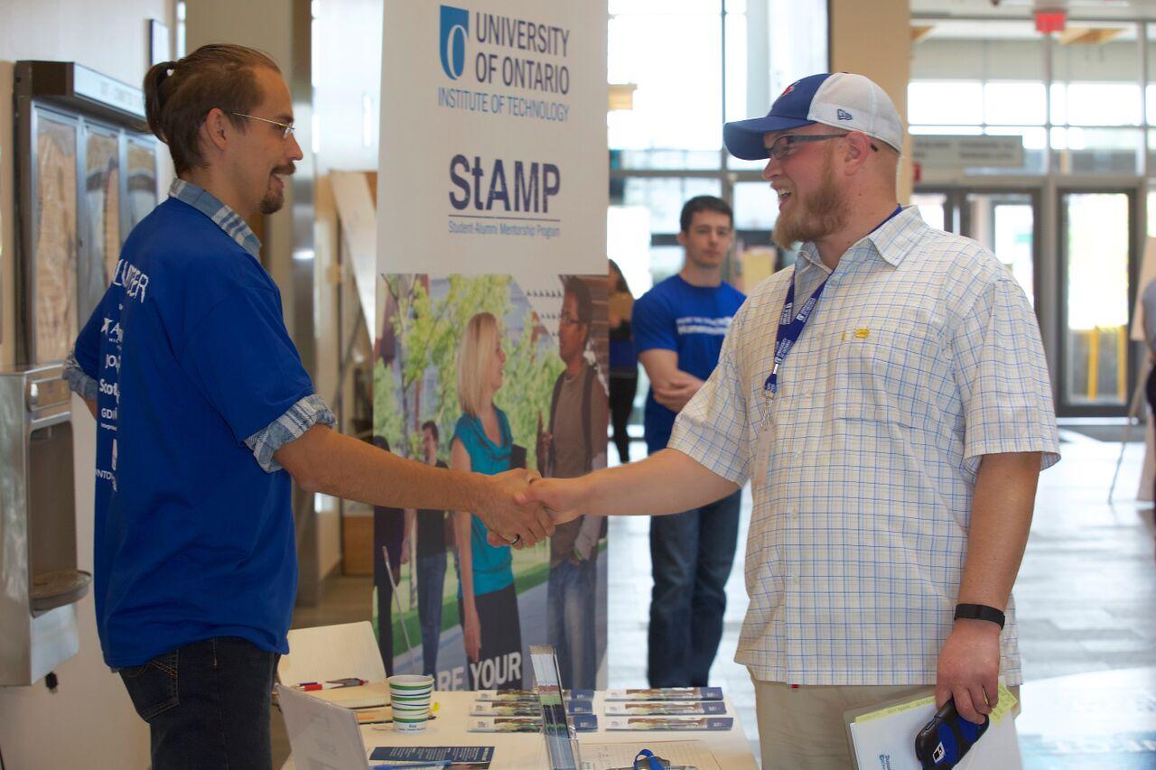 stamp alumni mentorship