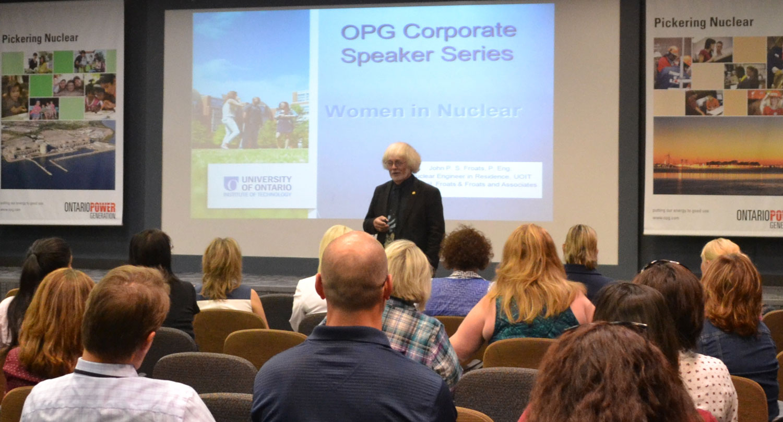 Ontario Power Generation Corporate Speaker Series