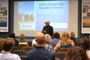 Ontario Power Generation Speaker Series Event