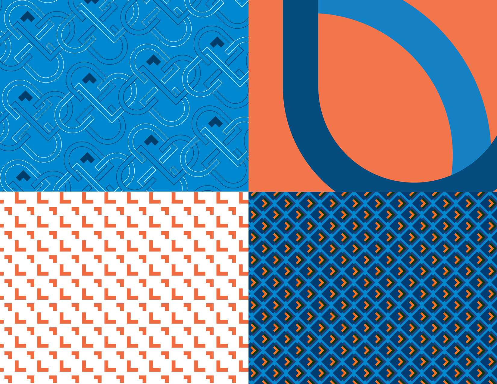 Brand pattern examples