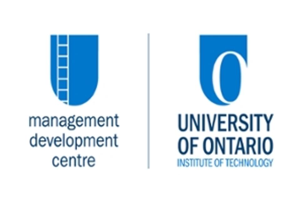 Management Development Center and UOIT Logo