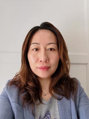 headshot of Ran Hao