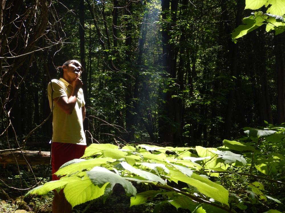 A Wu Hike reflection