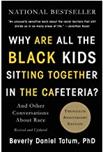 Black kids sitting together book image