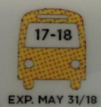 a UOIT bus pass