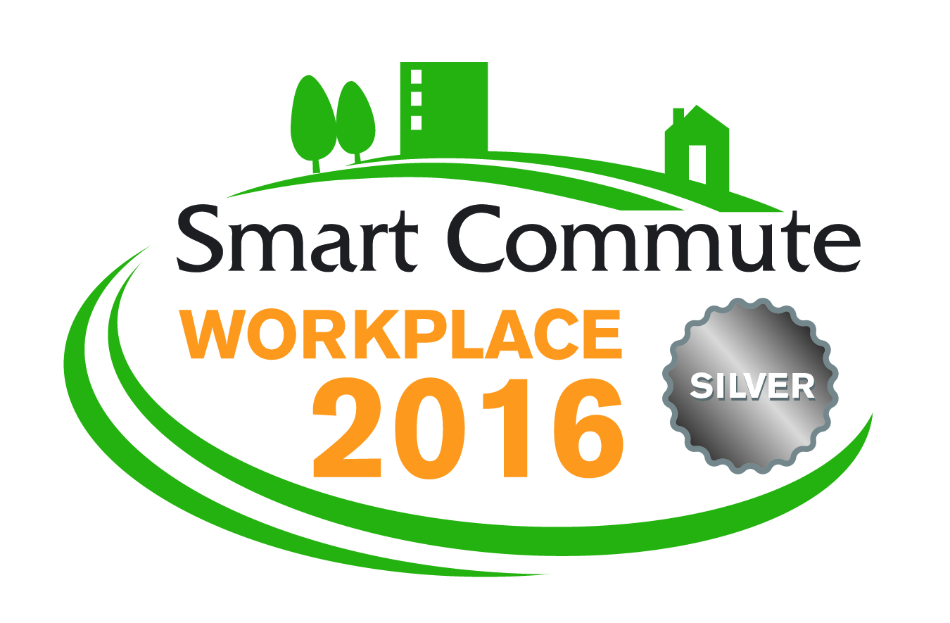 Smart Commute Durham Silver Workplace