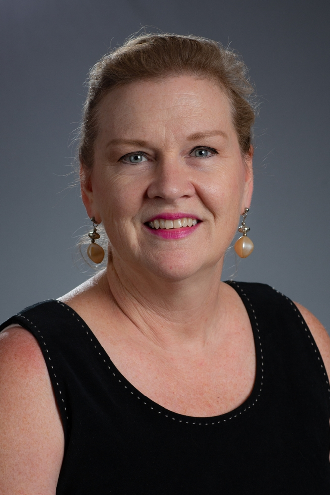 Allyson Eamer, Associate Professor, Faculty of Education.