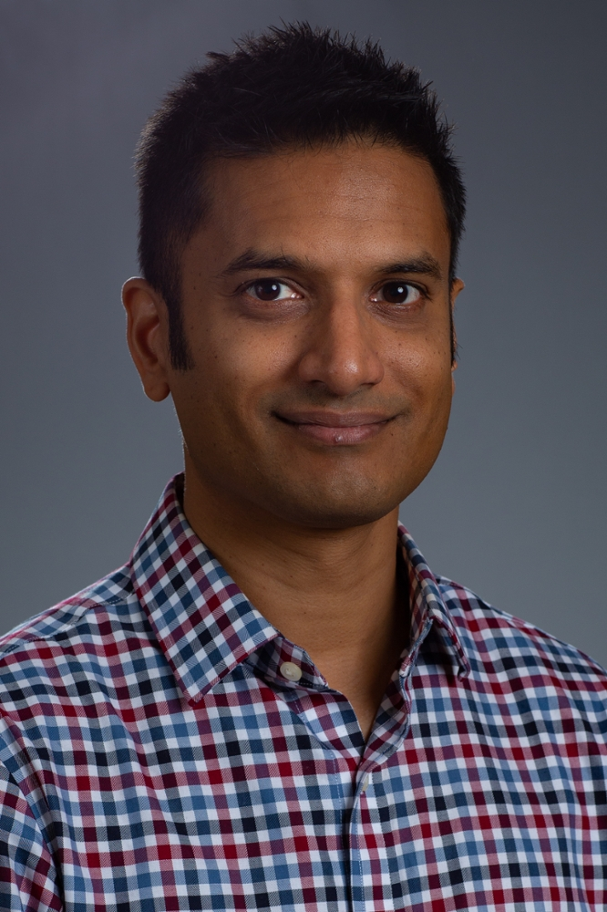 Rajen Akalu, Assistant Professor, Faculty of Business and IT.