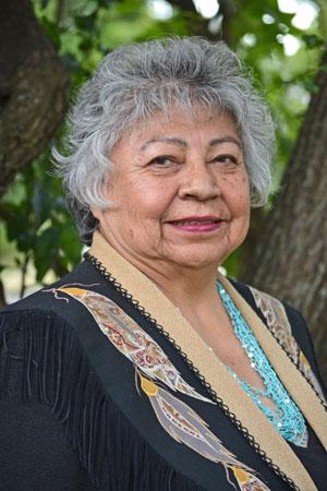 Elder Shirley Williams