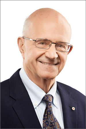 The Honorable Frank Iacobucci