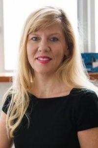 A portrait of Dr. Isabel Pedersen