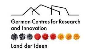 German Centres for Research and Innovation Logo