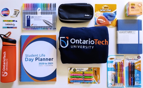 ontario tech school supplies