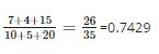 Grade Calculation example equation