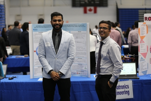 Engineering Reverse Career Fair