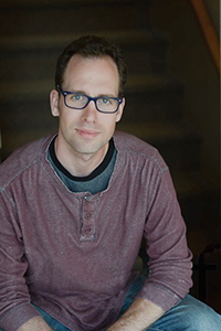 Headshot of Alex Pilon