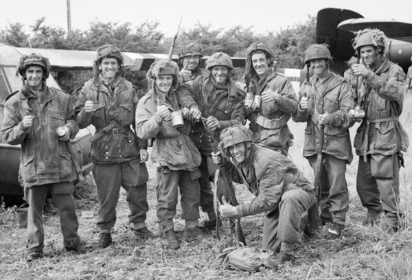WWII soldiers