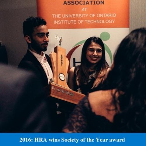 HRA Award 2016