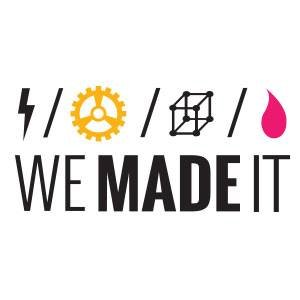 We Made it logo