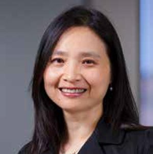 A photograph of Professor Jia Li