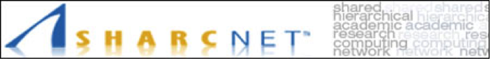 SHARCNET logo