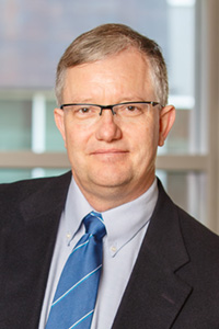 Greg Crawford, Dean