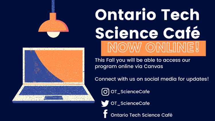 Science Cafe poster