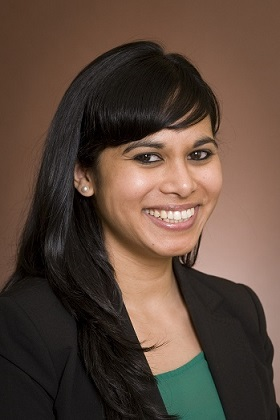 Headshot of Dr. Karla Dhungana-Sainju