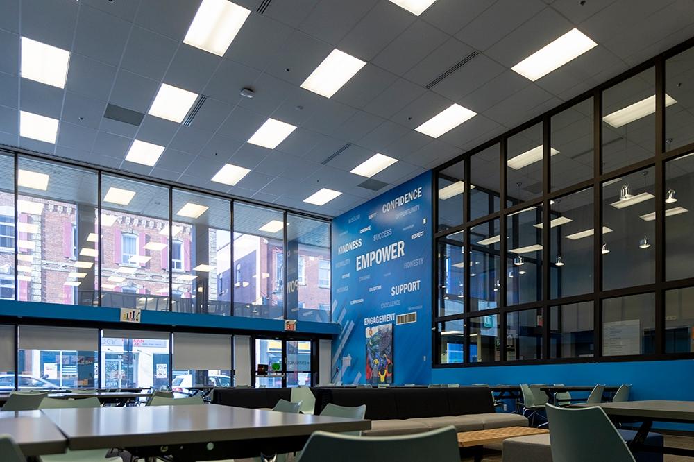 Ontario Tech's Faculty of Education building