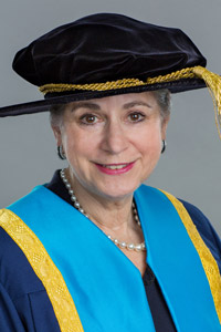 Portrait of Chancellor Noreen Taylor