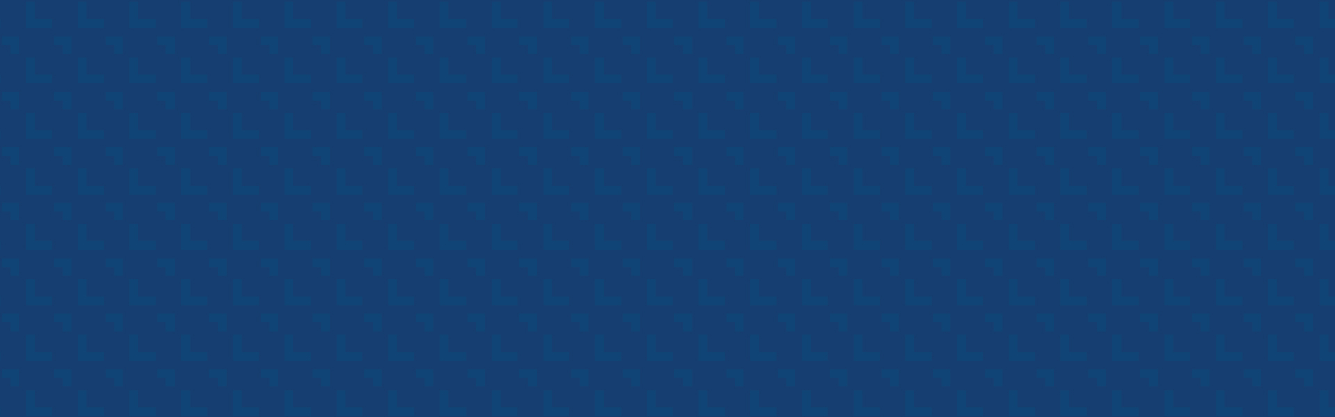 blue framing arrows banner
