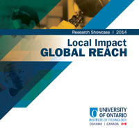 The cover of the Research Report 2014: Local Impact, Global Reach